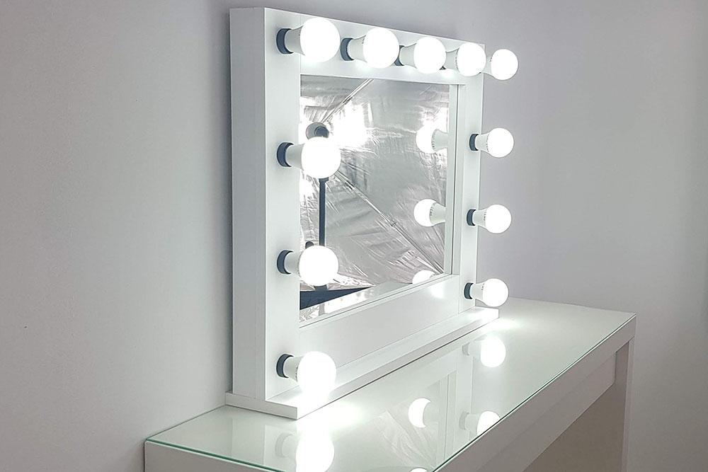Häufig Schminkspiegel mit Beleuchtung, kaufen bei - artistmirror KV11