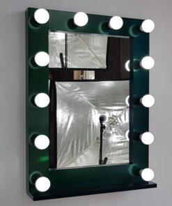 Theaterspiegel für 12 Lampen