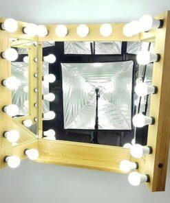 Theaterspiegel für 21 Lampen