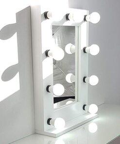 Theaterspiegel für 9 Lampen